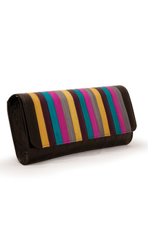 Aurora eel skin clutch by Heidi Mottram Product photo