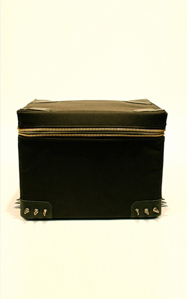 Rive Gauche Case by Jj Scholl Luxe Luggage