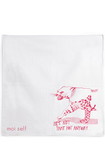 Helpful hankies   he's not that hot anyway  by Moi Self Product photo