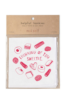 Helpful hankies   thinking of you sweetie  by Moi Self Product photo