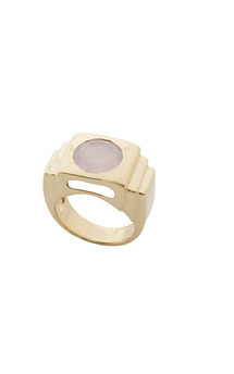 Capri ring pink by Trisori Shop Product photo