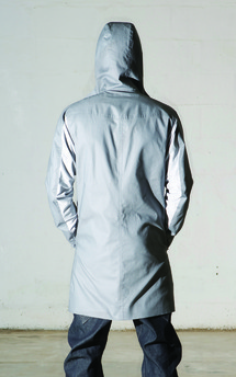 Spyder parka by Posthuman Wardrobe Product photo