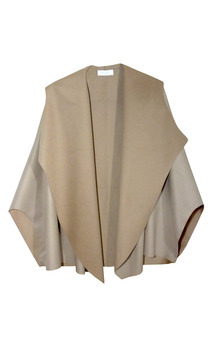 Harmony 2 | cape jacket by Isabel Wong Product photo