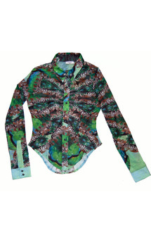 Print shirt by Dominique Kral Product photo