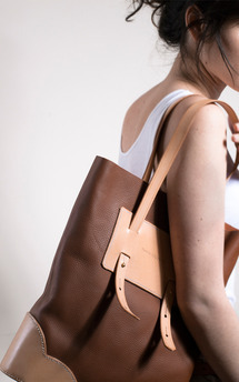Helios tote bag by Tamzin Lillywhite Product photo