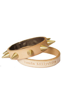 Studded bangle  by Tamzin Lillywhite Product photo