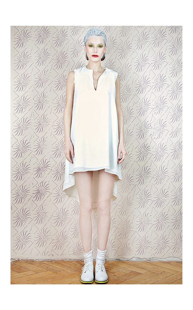 White Dress by Est By Es.