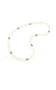 Marisa Bracelet Light Green by Trisori Shop Product photo