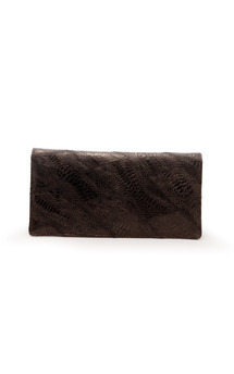 Poulard leather derma purse wallet by Heidi Mottram Product photo