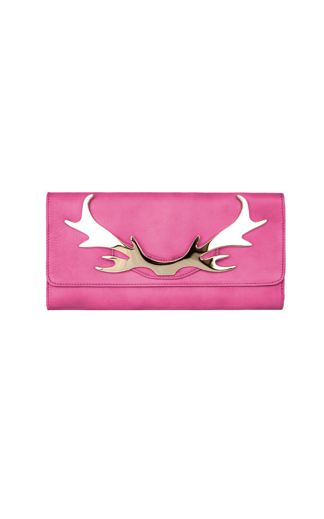 Loulou Clutch Berry by Louloubelle Bags