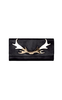 Loulou clutch black by Louloubelle Bags Product photo