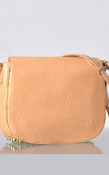 Label mb roxy leather studded base bag by Label MB Product photo