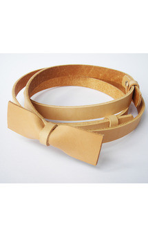 Bow belt by Chloe Stanyon Design Product photo