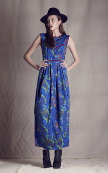 Exotic wilderness dress by Kelly Love Product photo