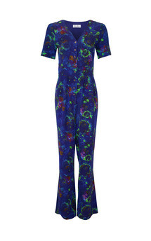 Exotic wilderness jumpsuit by Kelly Love Product photo