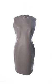 Morris leather dress by L.2.Mae Product photo