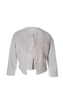 Davies cropped suede jacket by L.2.Mae Product photo