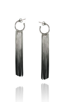 Vesper hoop earring by Cara Tonkin Jewellery Product photo