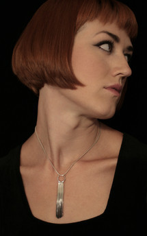 Vesper hoop pendant by Cara Tonkin Jewellery Product photo