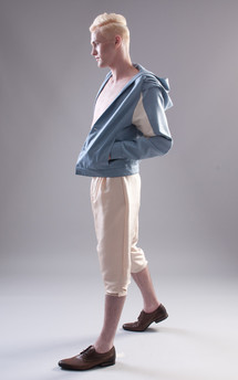 Slouch jacket by Posthuman Wardrobe Product photo