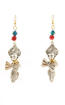 Carnival Earrings by Anna Kompaniets Product photo