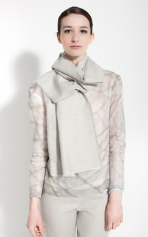 Cashmere::Wool scarf by Claire Andrew Product photo