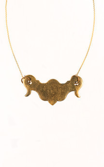 Antique fitting necklace by Heroldian Jewellery Product photo