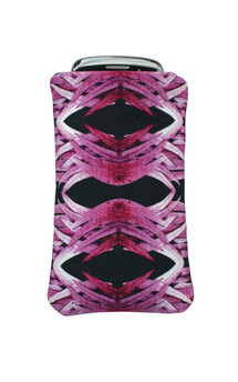 Roque icase with natural warrior print by Carmen Woods Product photo
