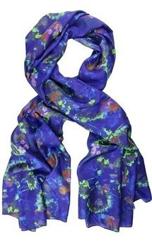 Exotic wilderness scarf by Kelly Love Product photo