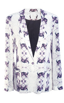 Beauty all around us blazer by Kelly Love Product photo