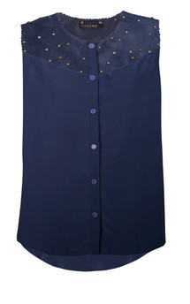 Dakota metallic shirt by Manley Product photo