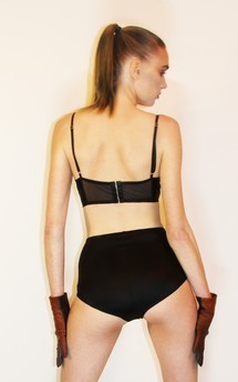 Bijou high waisted knickers by ELAI Product photo