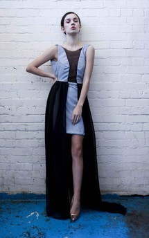 Melia dress by Deborah Courtoy Product photo