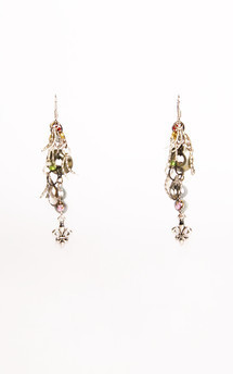 Fleur earrings by Anna Kompaniets Product photo