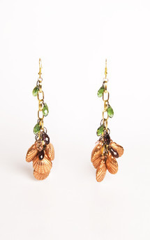 Ariel earrings by Anna Kompaniets Product photo