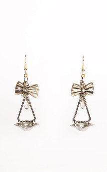 Mathilde earrings by Anna Kompaniets Product photo