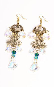 Catherine Earrings by Anna Kompaniets Product photo