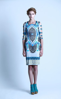 Arethusa dress by Tramp In Disguise Product photo