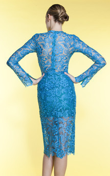 Fitted lace dress by Sophia Grace Product photo
