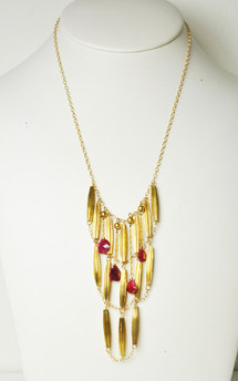 Love letter necklace by Gena Myint Product photo