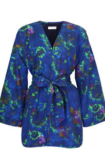 Exotic wilderness robe by Kelly Love Product photo
