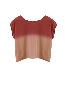 Ss 13 ki ombre blouse by Silence Beyond Syllables Product photo