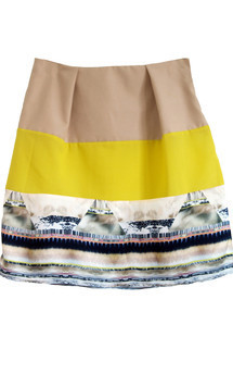 Ss 13 kato skirt by Silence Beyond Syllables Product photo