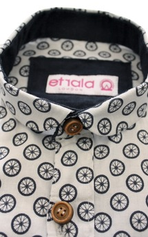 Men's wheels print by Etrala London Product photo
