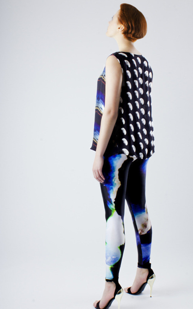 Nebula Leggings by Phoebe Quare