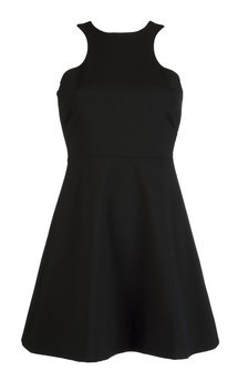 Onyx dress by Scarlett Black London Product photo