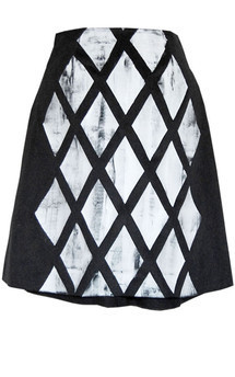 Sagittarius skirt by Hellen van Rees Product photo