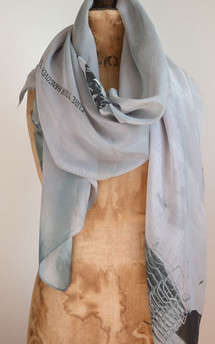 Cure your hangover. scarf by Life + liberty. Product photo