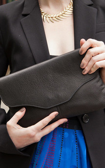 Marie clutch by Shana Luther Handbags Product photo