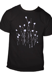 Poppy field t-shirt by ICE . ISSA Ltd Product photo